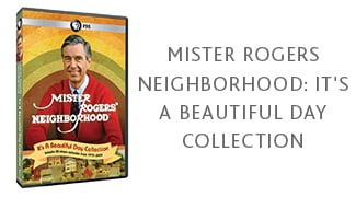 Mister Rogers Neighborhood: It's a beautiful Day Collection
