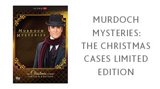Wallace & GromitMurdoch Mysteries: The Christmas Cases Limited Edition