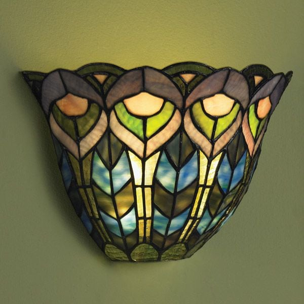 Wireless Wall Sconce Pea
