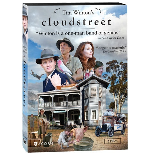 the personification of the house in cloudstreet a book by tim winton Tim winton's novel cloudstreet presents two seemingly dissimilar families that  are forced to live together in the same house this piece of.