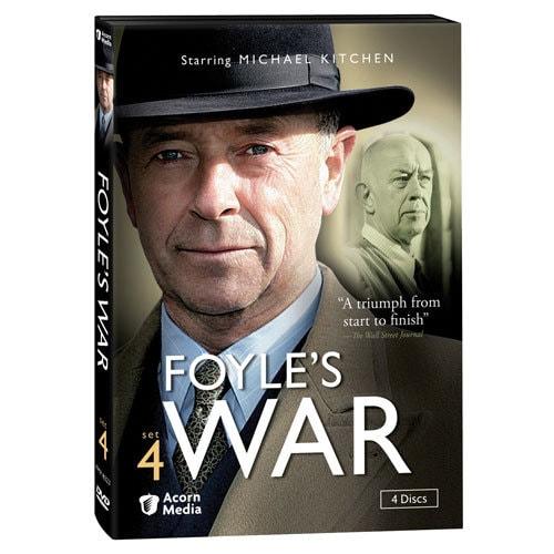 Foyle's War: Set 4 DVD