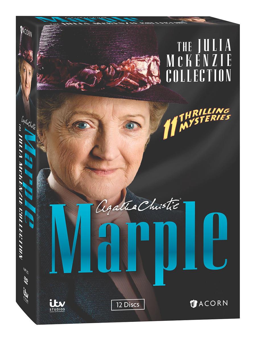 julia mckenzie miss marple