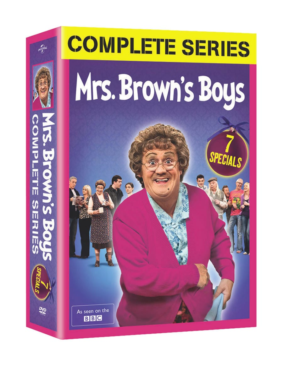 mrs brown 39 s boys the complete series dvd 10 reviews 4. Black Bedroom Furniture Sets. Home Design Ideas