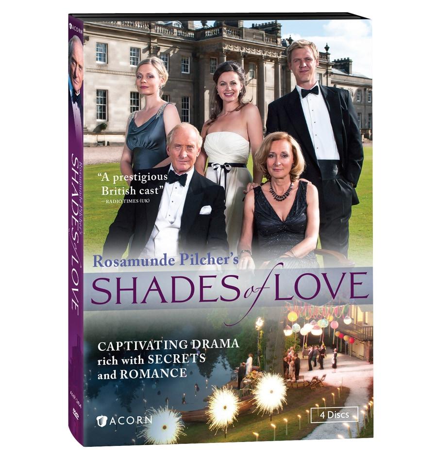 Rosamunde Pilcher's Shades of Love DVD