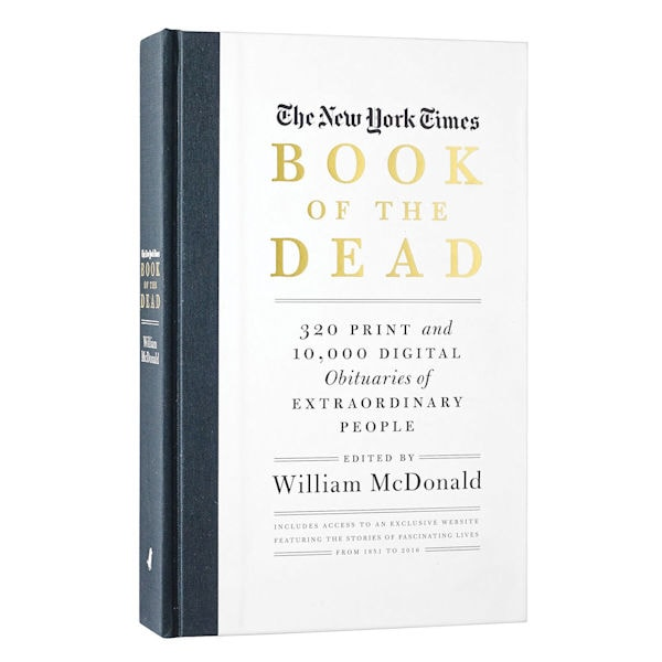 new york book of the dead