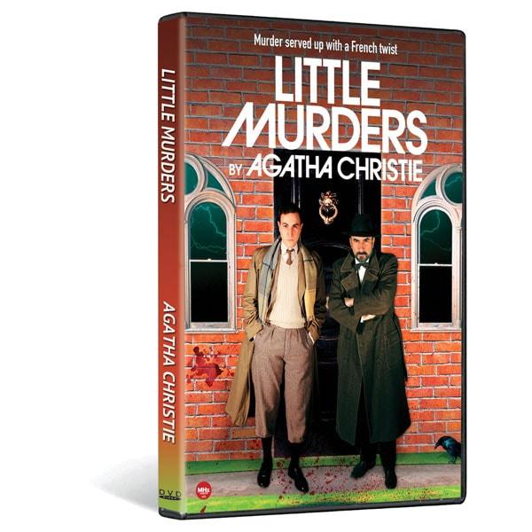 Little Murders Agatha Christie Dvd 1 Review 5 Stars Acorn