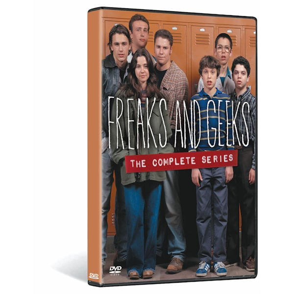 Freaks And Geeks The Complete Series Dvd Blu Ray Acorn Xb5502