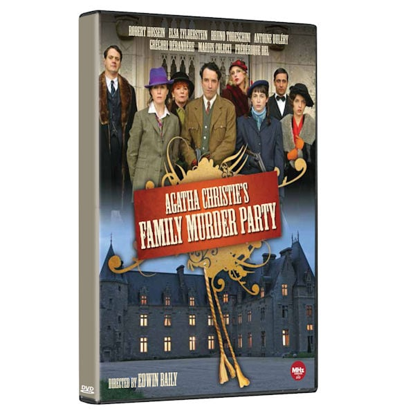Agatha Christies Family Murder Party Dvd 1 Review 5 Stars
