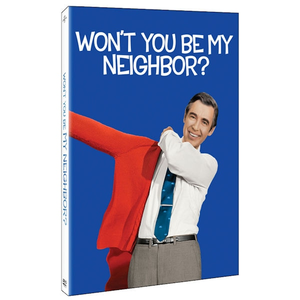 Won T You Be My Neighbor Mister Rogers Documentary 2018 Dvd 6 Reviews 4 83 Stars Acorn Xc4652