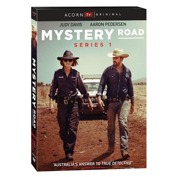 Mystery Road: Series 1 DVD/Blu-ray