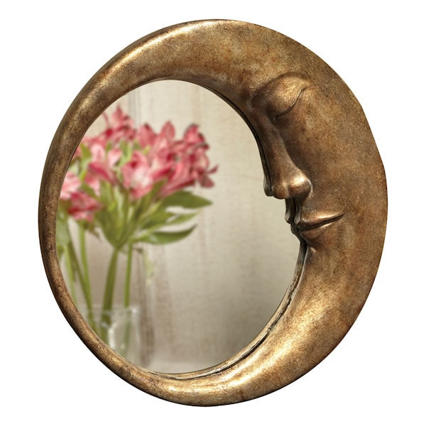 Crescent Moon Mirror 2 Reviews 5 Stars Acorn Xc7466