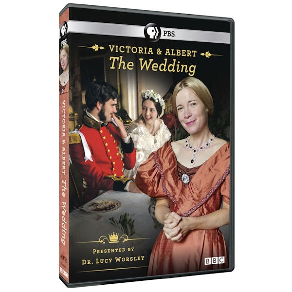 Victoria and Albert: The Wedding DVD