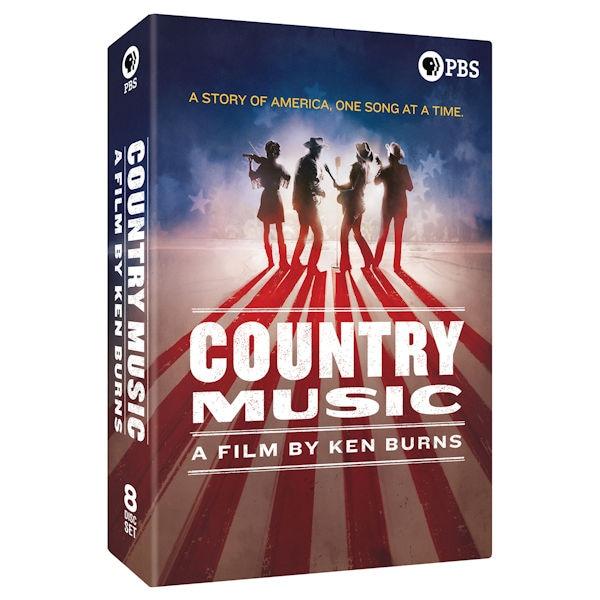 Country Music A Film By Ken Burns Dvd Blu Ray