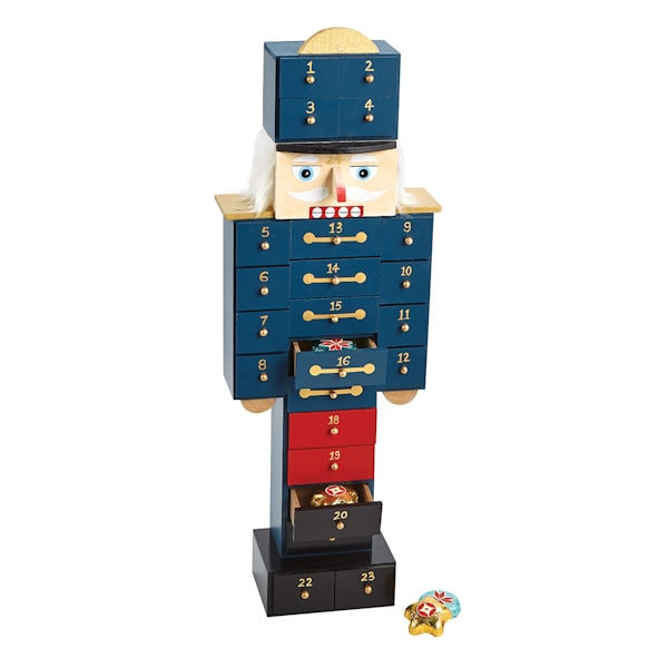 Nutcracker Advent Calendar 2 Reviews 5 Stars Acorn Xd5176