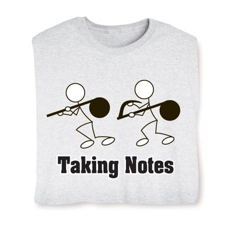 Taking Notes Shirt