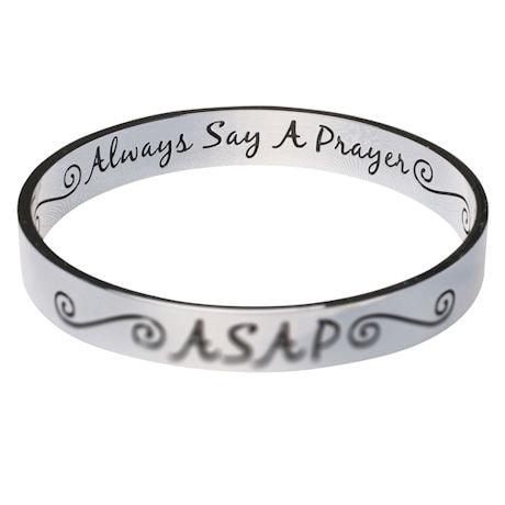 Inspirational Asap Bangle Bracelet