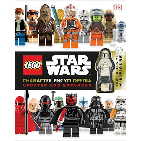 Legos: Star Wars™ Character Encyclopedia