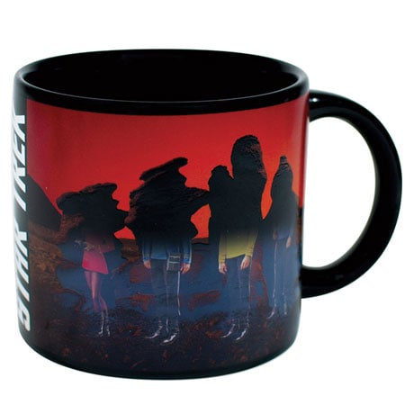 Star Trek Scene-Changing Transporter Mug