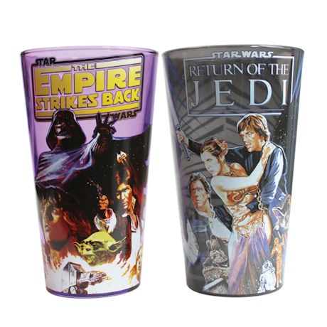 Star Wars™ Classic Empire Strikes Back Pint Glass Set