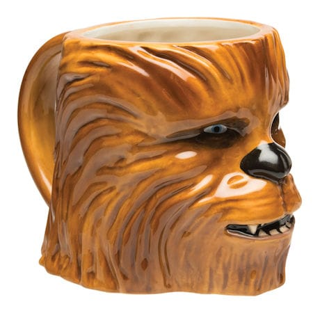 Star Wars™ Chewbacca Sculpted Mug