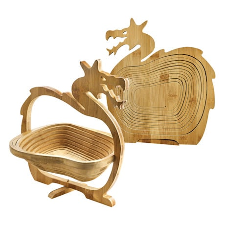 Folding Dragon Fruit Basket