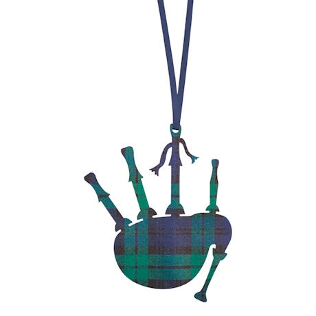 Scottish Ornaments: Bagpipe