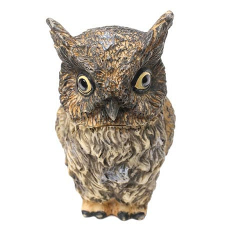 Owl Pot Bellys® Boxes - Screech Owl