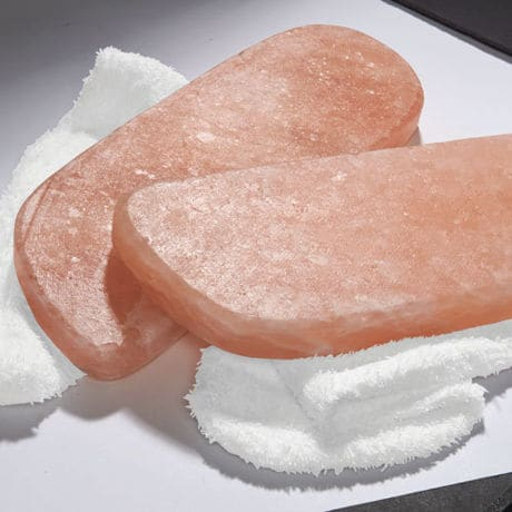 Himalayan Crystal Salt Foot Detox Blocks