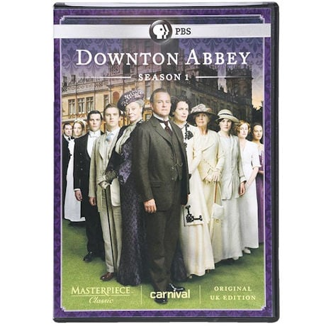 Downton Abbey: Season 1 DVD
