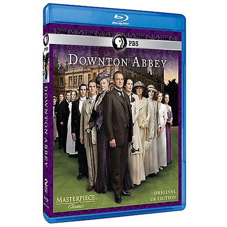Downton Abbey: Season 1 Blu-ray