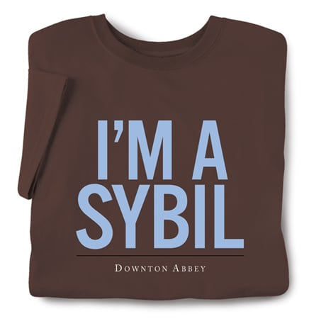 Daughters Of Downton Abbey Long Sleeve T-Shirt - Sybil