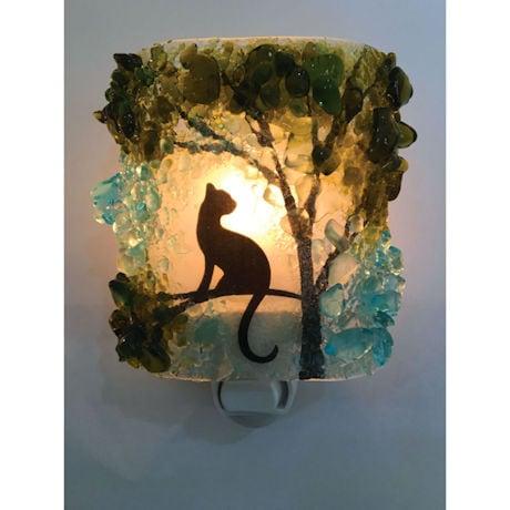 Black Cat Night Light