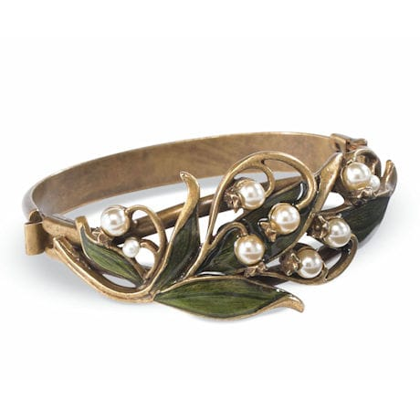 Lilies of the Valley Bracelet