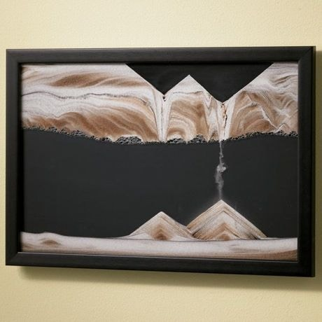 Wall Mounted Midnight Movie Sand Picture