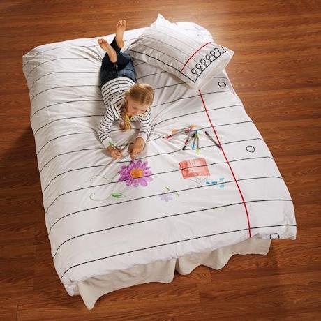 Doodle Bed - Duvet Cover