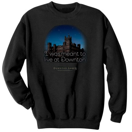 Downton Abbey Shirts - To Live At Downton