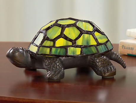 Cordless Lighted Turtle