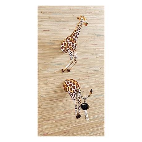Giraffe Wall Hooks