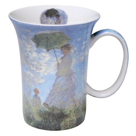 Bone China Monet Mug Sets