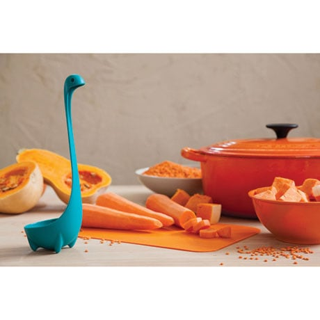 Nessie Loch Ness Monster Soup Ladle