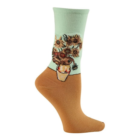 Women's Fine Art Socks