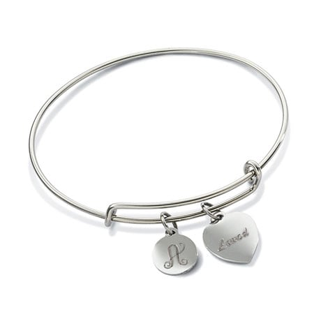 Adjustable Loved Bangle