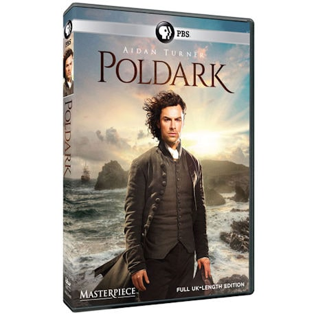 Poldark: Season 1 DVD & Blu-ray
