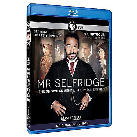 Mr. Selfridge: Season 1 DVD & Blu-ray