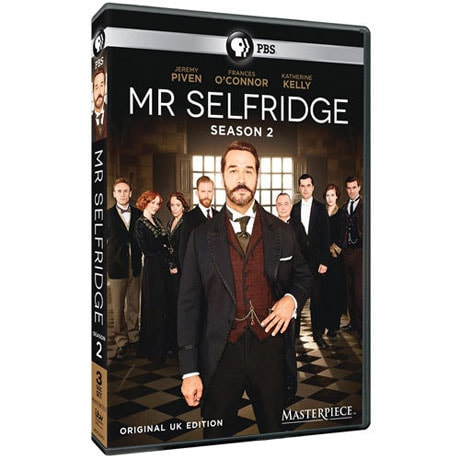 Mr. Selfridge: Season 2 DVD & Blu-ray