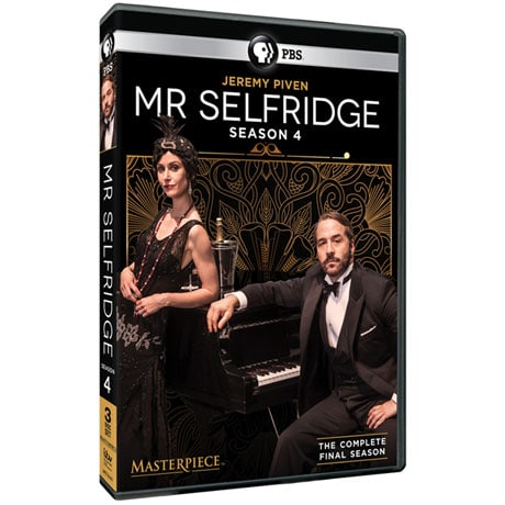 Mr Selfridge: Season 4 DVD & Blu-ray