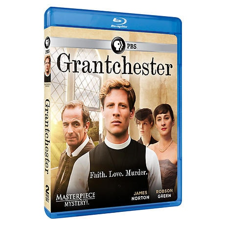 Grantchester: Season 1 DVD & Blu-ray