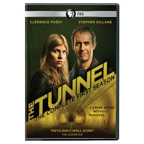 The Tunnel Season 1 (UK Edition)