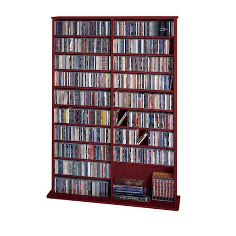 Standing Tower Media Storage: Double