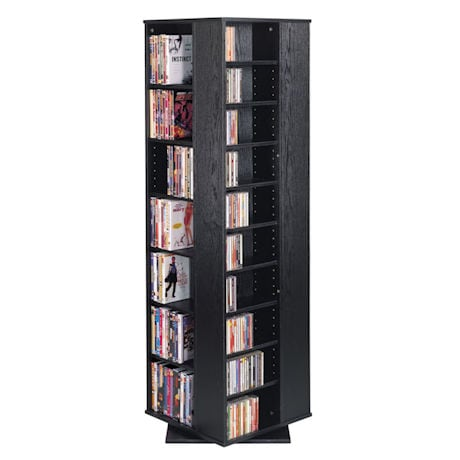 Spinning Tower Media Storage